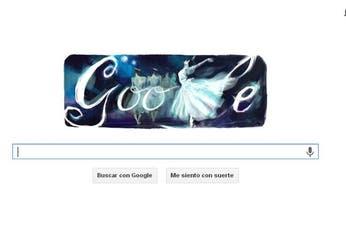 Olga Ferri, honored at a new Google doodle