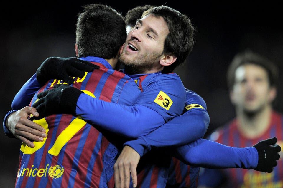Barcelona 2 - Real Sociedad 1 [Goles]