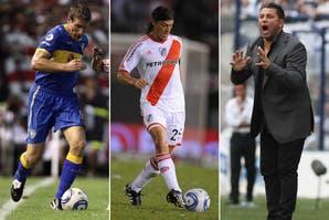 Tomar conciencia : Los promedios River, Boca e Independiente