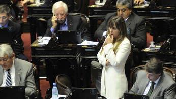 """Juliana Di Tullio: """"No tienen plata para los docentes y hay una compra de armas a EE.UU. por US$ 2500 millones"""""""