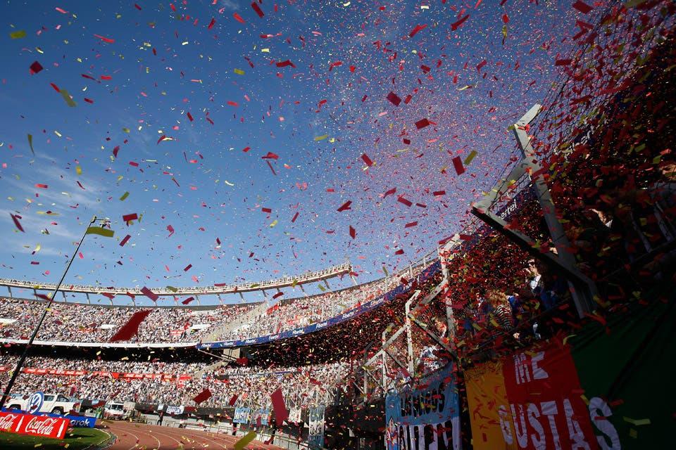 Los 14 estadios mas grandes de Argentina