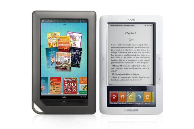 Las pantallas a color llegan a los libros electrónicos