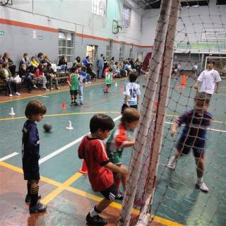 Diseñan un test para conocer el perfil deportivo de los chicos