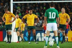 La primerasorpresa del Mundial: Irlanda venció a Australia