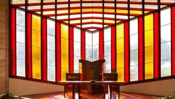 """La increíble casa que es la """"mejor obra de la arquitectura de Estados Unidos """""""