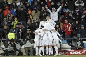Real Madrid no brilló, pero le alcanzó para festejar